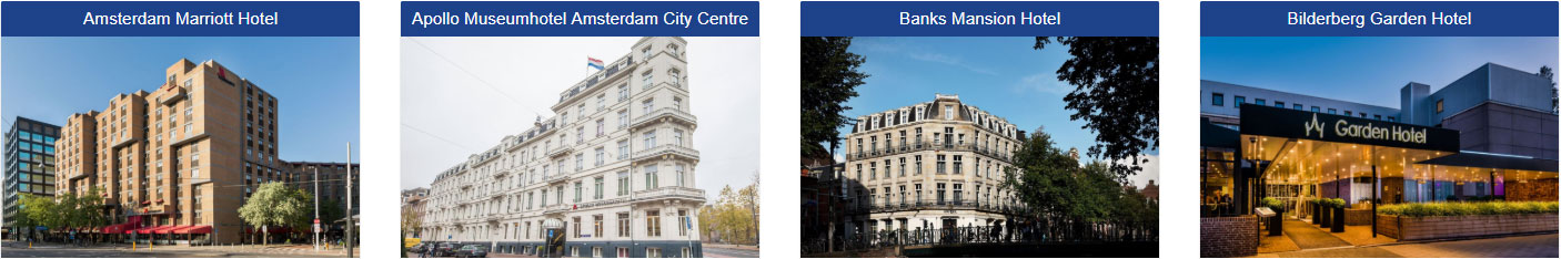 EAU20 Official Accommodation Website