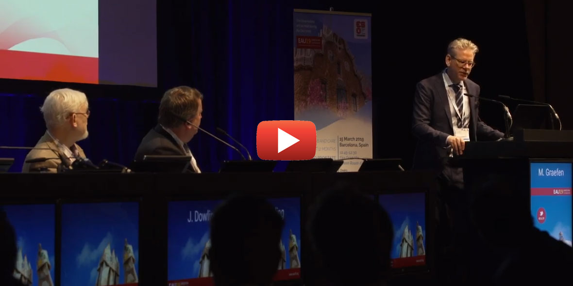 Insights from the ESO Prostate Observatory - EAU19 Barcelona